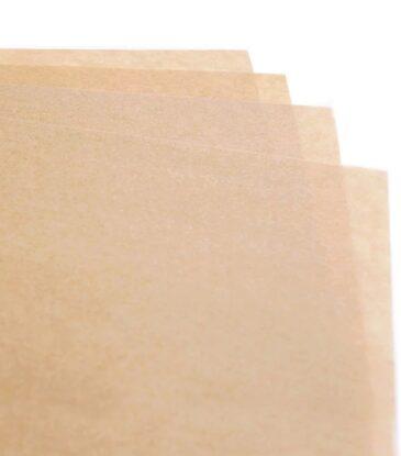 Backpapier, 50 Stück, 40 cm x 30 cm