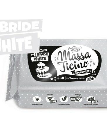 Rollfondant Massa Ticino, Weiss, 1 kg