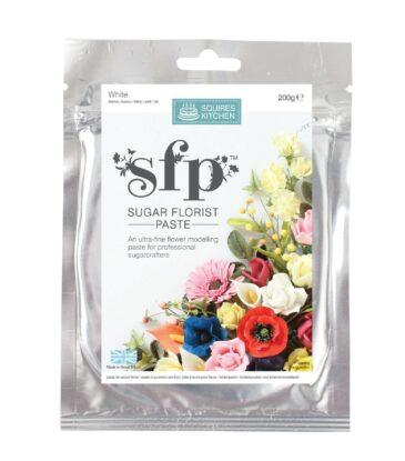 Blütenpaste weiss, 200 g