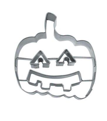 Ausstecher Halloween Kürbis, 6.5 cm
