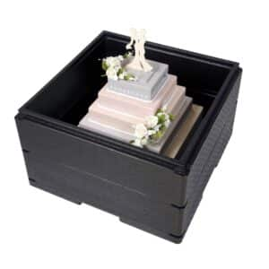 Transport Box Wedding Cake - Rahmen