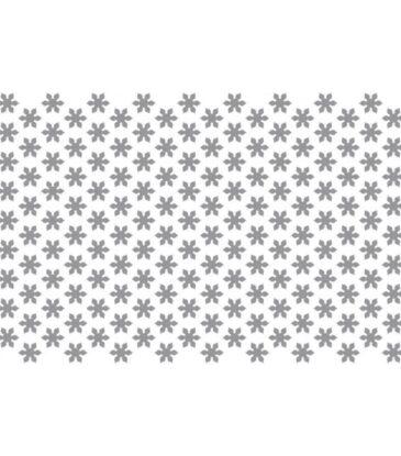 Rouladen Matte Blumen, klein 30 cm x 20 cm