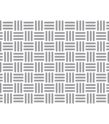 Rouladen Matte Elegant, gross 60 cm x 40 cm