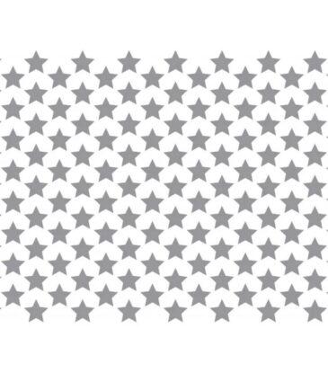 Rouladen Matte Sterne, klein 30 cm x 20 cm
