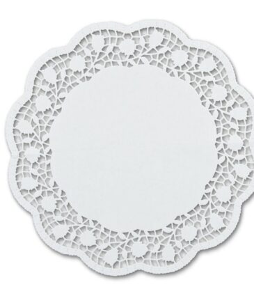 Tortenspitzen Ø 14 cm, 6 Stück