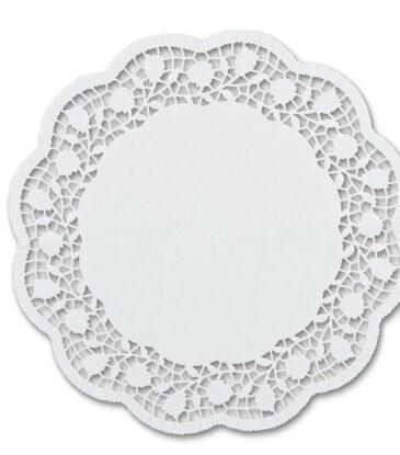 Tortenspitzen Ø 18 cm, 6 Stück