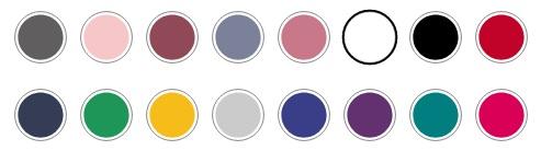 T-Shirt-Shop-Farben