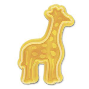 Giraffe-Ausstecher