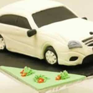 3D Auto Torten Grundlagen - Online-Kurs