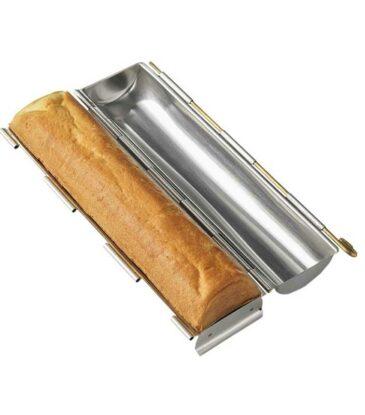 Toast-Backform rund Ø 7 x 30 cm