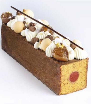 Backform Travel Cake 25 x 6 x 6 cm