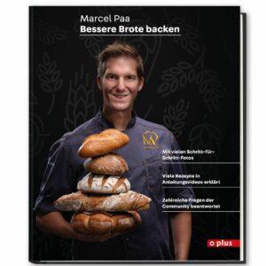 Bessere Brote Backen - Cover